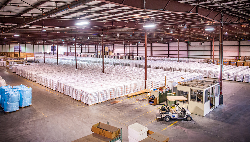 The benefits of warehousing in Paducah, a Kentucky rivertown